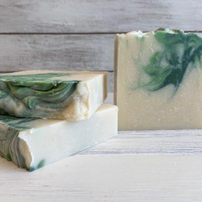 White Lily Soap