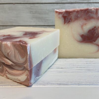 Ginger Rosewood Soap