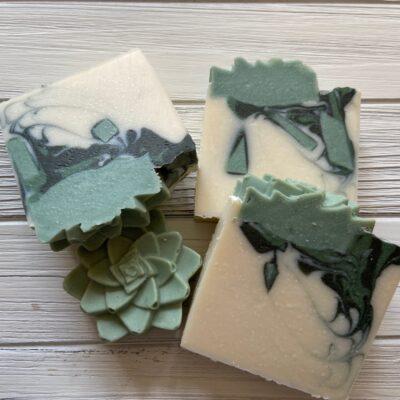 Lush Succulent Soap